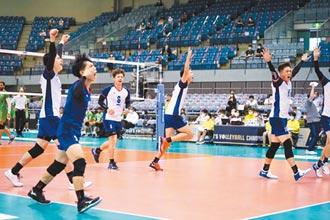 謝謝伊朗 中華男排闖進亞洲4強