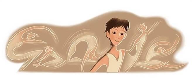 今天(16日)是已故舞蹈家羅曼菲66歲冥誕,Google首頁的搜尋主題特別放上她的畫像,懷念她美麗的身影和藝術成就。(摘自Google首頁)