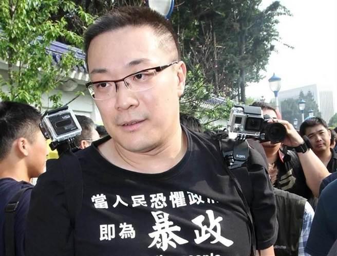 政治評論員 朱學恒。(圖/本報資料照)