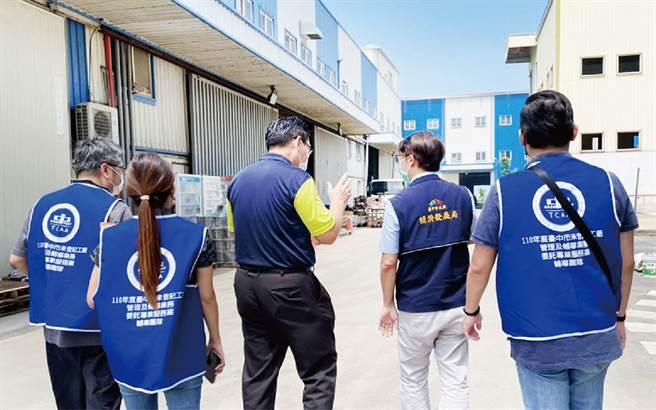 未登工廠納管期限倒數6個月 中市經發局籲業者加緊申辦