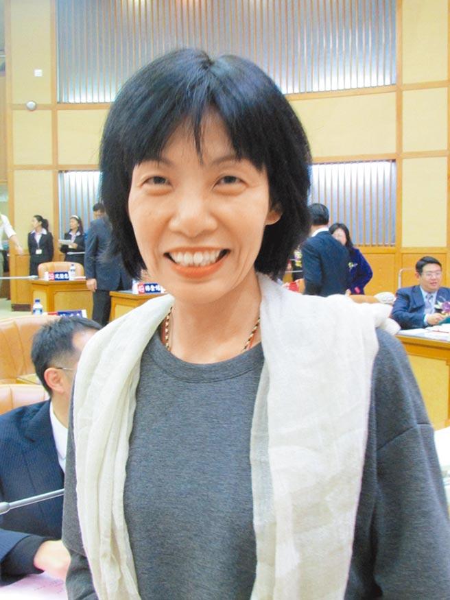 民進黨市議員周雅玲遭指控詐領助理費,新北地檢署昨指揮台北市調處,兵分5路搜索服務處等地。(本報資料照片)