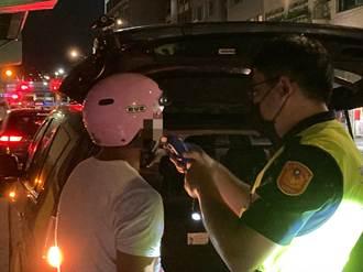 無視人命 秋節前夕酒駕大執法 北市警一晚查獲11件