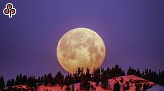 太平洋高壓下晴朗少雨 中秋連假各地賞月機率高