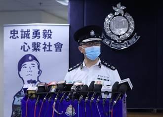 香港明天有選舉 6000警力將在投票站高姿態巡邏