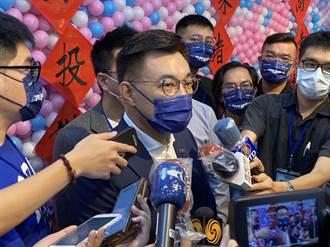 江啟臣批高雄氣爆判決高官脫罪 拋當選主席對南台灣3承諾