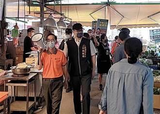 中秋4天連假防疫不鬆懈 中市府經發局加強稽查宣導