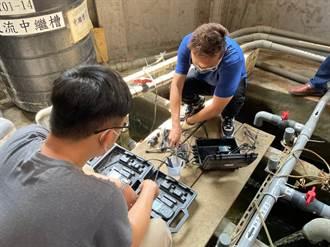 中市環保局試辦「水管家」輔導電鍍業者加強放流水管理