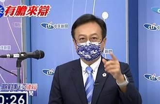 KMT主席大擂台》卓伯源:重返執政提防民進黨操作亡國感議題