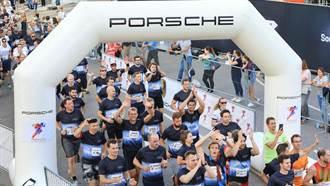 保時捷虛擬路跑Porsche Virtual Run助重症孩童圓夢