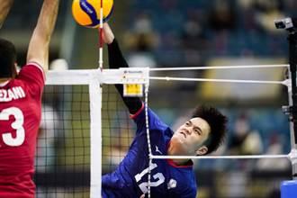 男排亞錦賽》力拚4局不敵日本 中華將跟大陸爭季軍