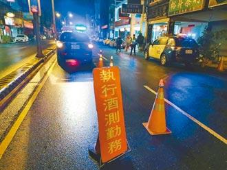 台南霹靂警員酒駕拒測 記大過調職2長官連坐