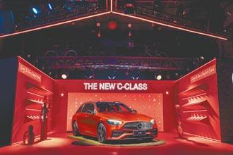 賓士C-Class 數位賞車新體驗