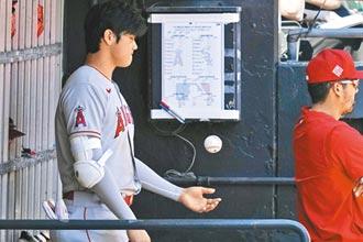 MLB》大谷驚傳手痠 恐提前關機