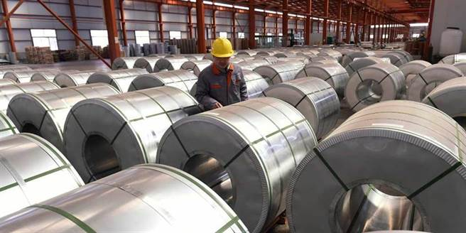 看好美國鋼市續旺,美國鋼鐵宣布砸30億美元擴產。(美聯社)