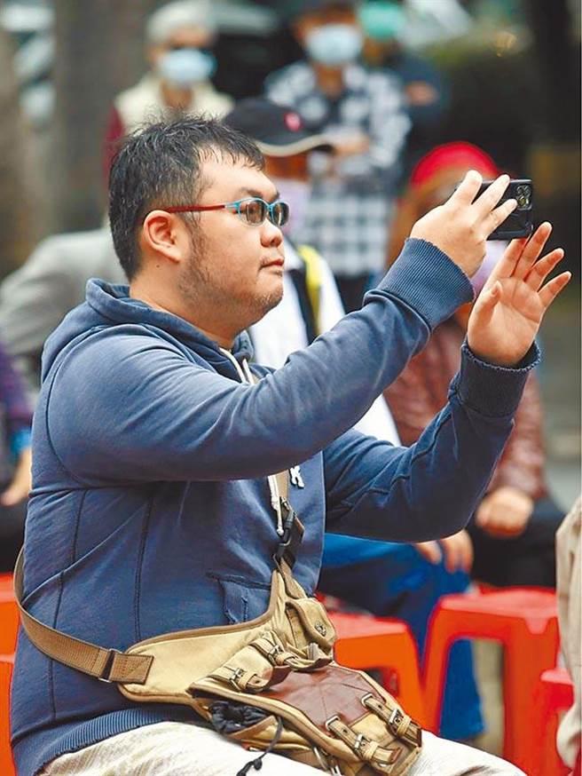 網紅四叉貓(見圖)打完高端疫苗後,聲稱他前往台北市禾馨醫院自費檢測疫苗抗體,結果數值偏低,引發各界熱議。(本報資料照片)