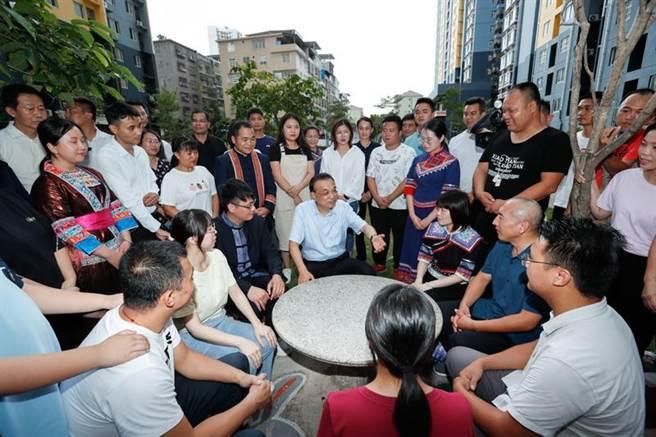 李克強9月16日至18日赴廣西考察。(中國政府網)