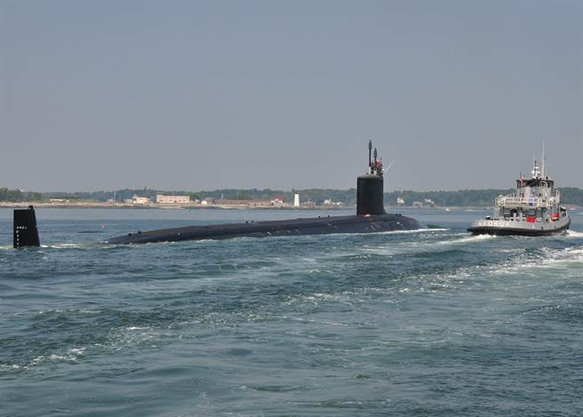 由於澳洲缺乏相關基礎,專家認為其核子動力潛艦計畫須耗費10到20年的時間。圖為美國海軍「維吉尼亞號」。(圖/DVIDS)