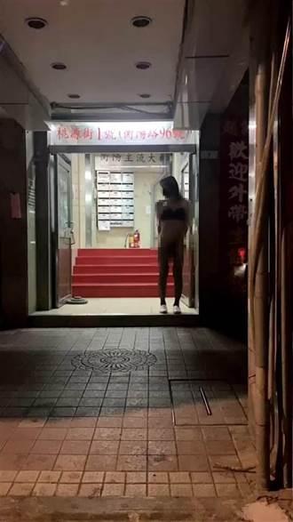 醉偽娘北市街頭拿假陽具「進進出出」 下場出爐