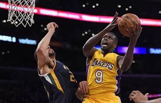 NBA》退休快兩年!盧爾丹下季薪資排名仍在湖人第5