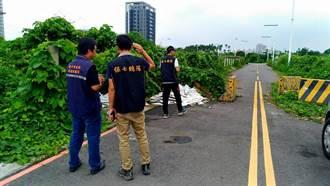 不肖業者非法棄置廢棄物 中市環保局:加強熱區遠端影像監控