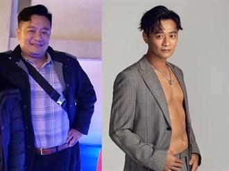 林佑星慘遭「襪子」羞辱 60天剷肉15公斤變型男