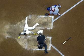 MLB》美技滑本壘得分 釀酒人晉級季後賽