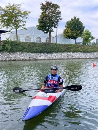 台中輕艇好手張筑涵全運會奪冠 將再征世界舞台