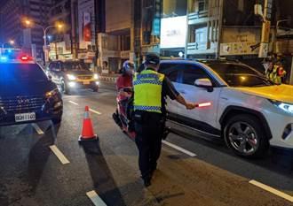 3天取締97件 台南市秋節連假酒駕案件較去年日均值暴增3倍