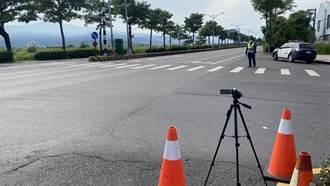注意! 台1線至墾丁路段將加強取締違規行駛機車道車輛