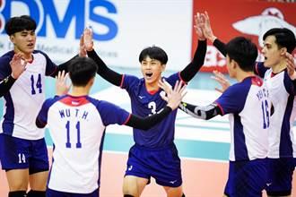 男排亞錦賽》兩岸大戰中華落敗 僅拿第4名追平隊史最佳成績