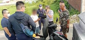 台南「噴燈怪客」連燒4車 警墓地逮嫌犯