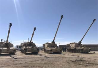 美國陸軍將M109A8增程大炮命名為「鐵雷」