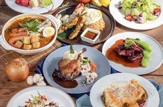 大員皇冠元素餐廳重啟 推半自助式套餐