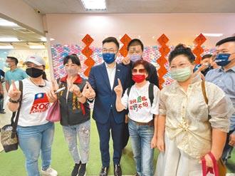 KMT主席大擂台》國民黨主席卡位戰 4候選人打高雄牌