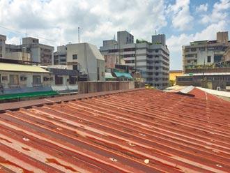 北市公寓加蓋斜屋頂 限1.5米成哈比人