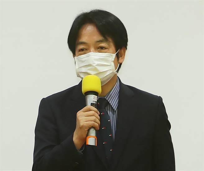 副總統賴清德(資料照片)