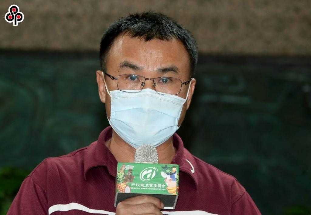 農委會表示,若9月30日前中國大陸未重啟諮商,我方將向世界貿易組織(WTO)提出貿易仲裁。圖為農委會主委陳吉仲。(鄭任南攝)