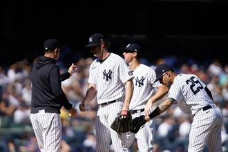 MLB》洋基寇爾談論慘敗:我的球躲不開棒子
