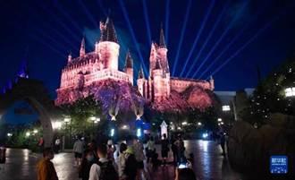 北京環球影城正式開園 十一假期估打卡人均消費3300人幣