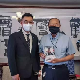 國民黨主席選舉將至 江啟臣爭取關中支持