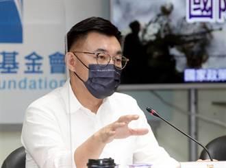 江啟臣:將率蓮霧釋迦農赴海峽論壇 建立民間溝通機制