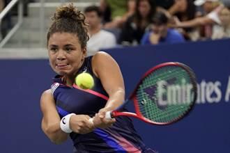網球》努力9年 義大利女將終於奪冠