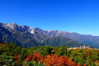 日7名登山客受困飛驒山脈 警派直升機救出4人