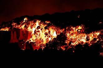 西班牙拉帕馬島火山噴發 5000人被迫撤離