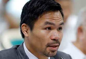 拳王帕奎奧參選菲律賓總統 最大勁敵果然是她