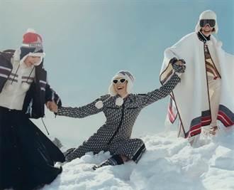 國際精品Dior、Moncler 搶攻滑雪市場