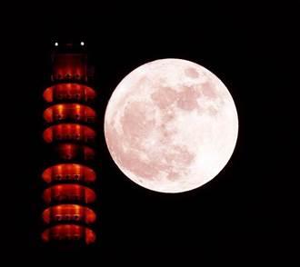 收假天氣出爐 睽違8年「真月圓」明登場 全台賞月機率曝光