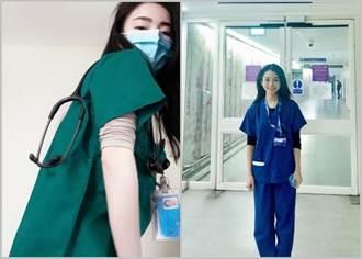 「醫界版Angelababy」正妹女醫為1原因考機師 萬人狂讚:全能女神