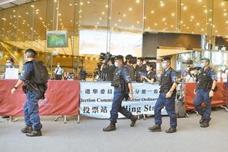 香港選委會選舉 民主派幾絕跡