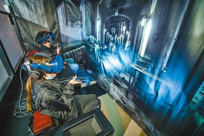 帶你重回恐懼現場!虛擬實境VR結合認知行為治療,有效克服懼高症、創傷症。(本報系資料照片、盧禕祺攝)